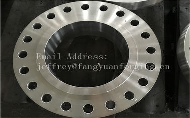 Chiny Customized  stainless steel forged flanges  F316L F304L F51 F53 F60 fabryka