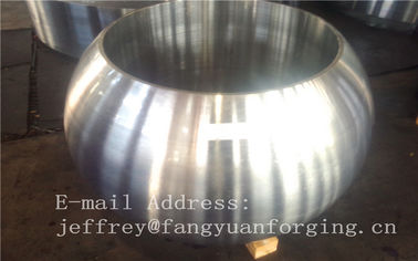 Chiny Spherical Size Rough Turned Valve Forging ASTM A105 F304 F316 F51 F53 F60 fabryka