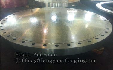 Chiny ASTM ASME F316 F306L S31608 SUS316 Stainless Steel Forged Discs Customized fabryka