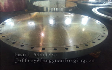 Chiny ASME Or Non - standard F316L F304 High Pressure Stainless Steel Flange Blind Plate fabryka